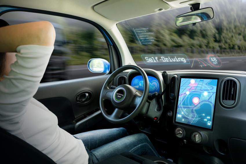 Le véhicule autonome, une solution contre les embouteillages àAbidjan